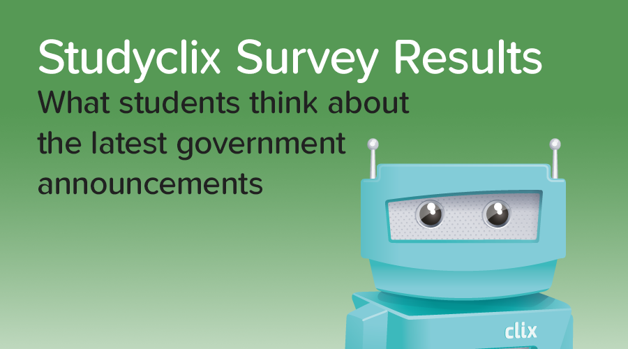 Banner of Results are in: Student Survey about School Closures 7th Jan 2021