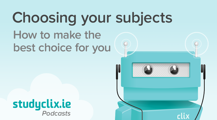 Banner of Podcast: How To Choose Your Subjects