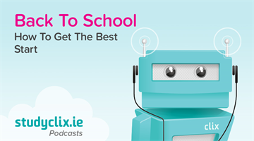 Thumbnail of Podcast: Back To School - How To Get A Head Start