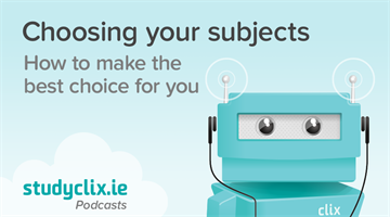Thumbnail of Podcast: How To Choose Your Subjects