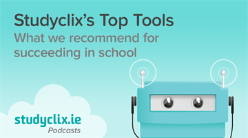 Thumbnail of Podcast: Studyclix's Top Tools for Studying