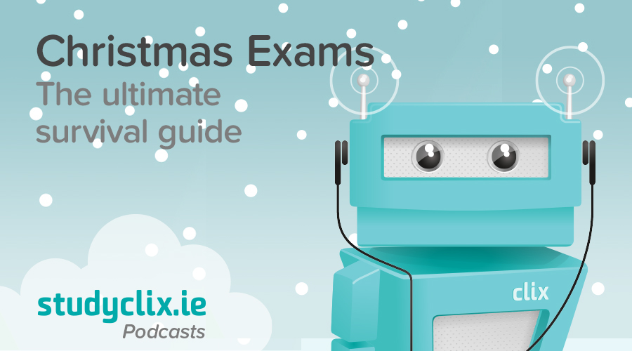 Banner of Podcast: How To Survive The Christmas Exams
