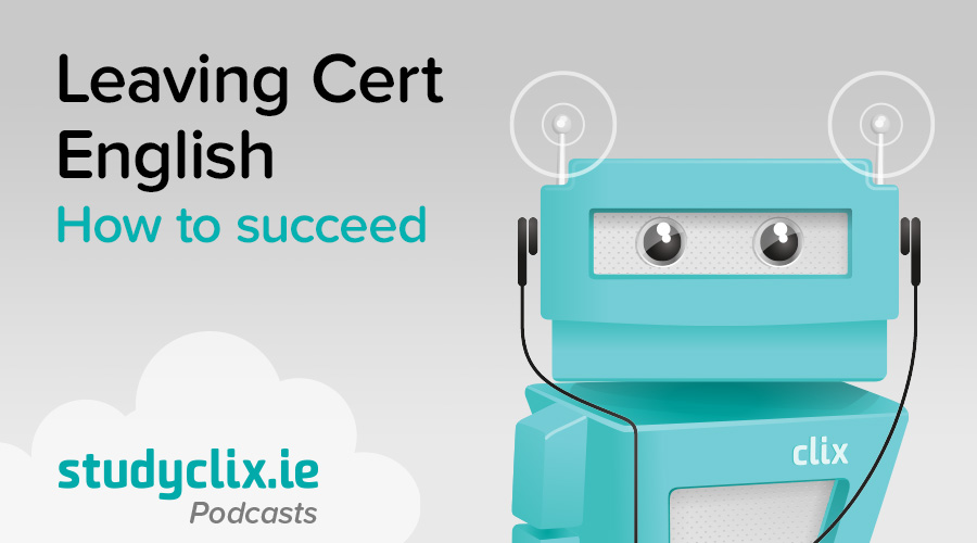 Banner of Podcast: How To Succeed In Leaving Cert English