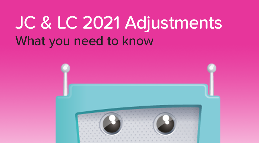 Banner of 2021 Junior & Leaving Cert Exam Adjustments: What You Need to Know