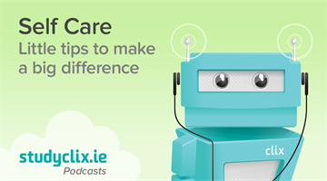 Thumbnail of Podcast: Tips for Self Care