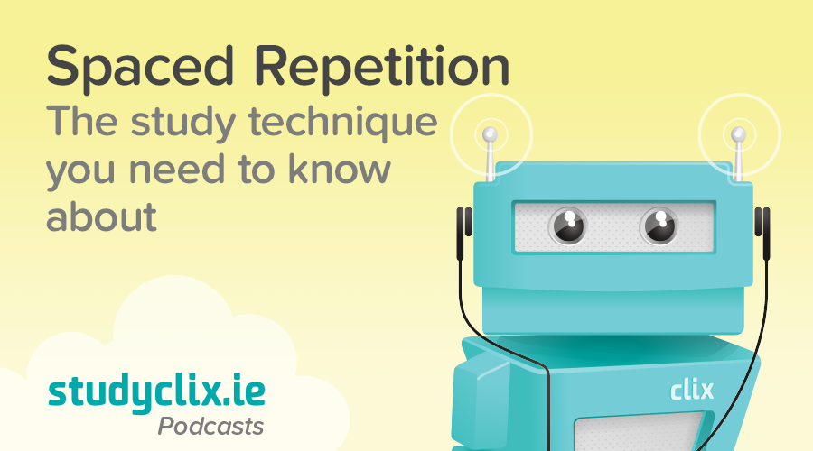 Banner of Podcast: Spaced Reptition: A Better Way To Study