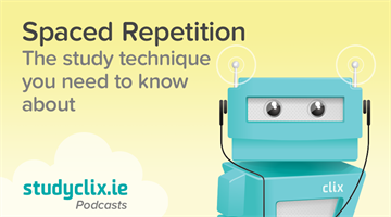 Thumbnail of Podcast: Spaced Reptition: A Better Way To Study