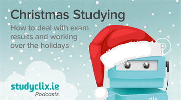 Thumbnail of Podcast: How To Deal With Christmas Exam Results & Studying Over The Break