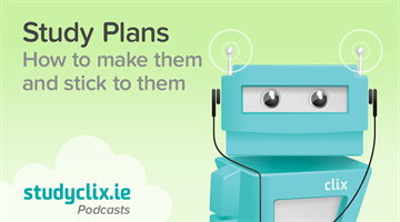 Thumbnail of Podcast: How To Make The Perfect Study Plan