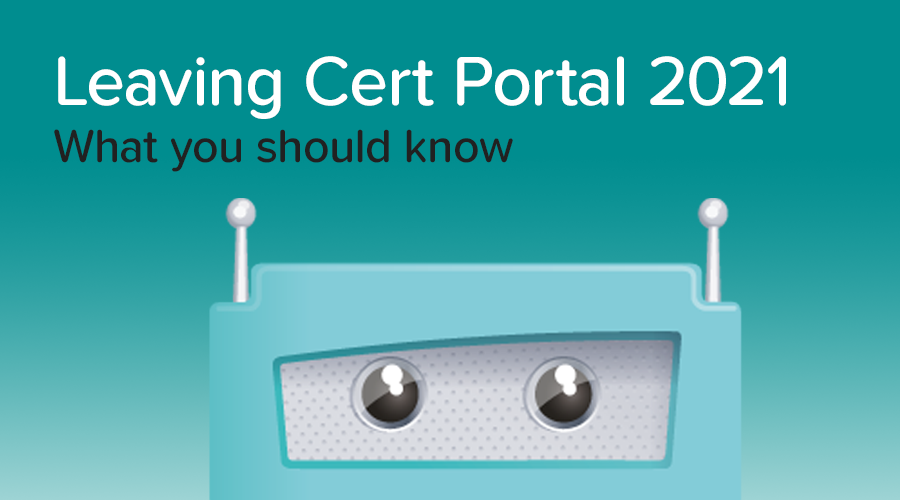 Banner of Leaving Cert Portal 2021: What You Need to Know