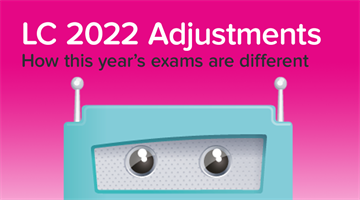 Thumbnail of Leaving Cert 2022 Adjustments: What's different about this year's exams