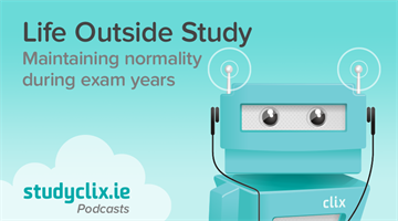 Thumbnail of Podcast: Maintaining Normality During Exam Years