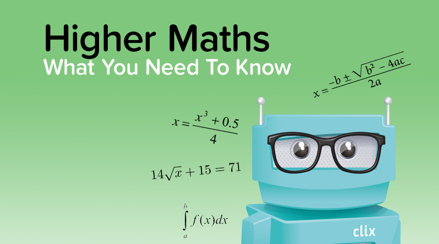Banner of Higher Maths - 5 Things You Need To Know