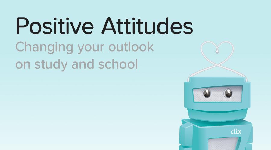 Banner of Having a Positive Attitude towards Study