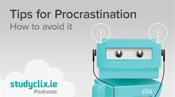Thumbnail of Podcast: Tips On How To Stop Procrastinating