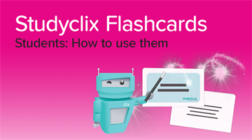 Thumbnail of Introducing: Studyclix Flashcards
