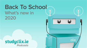 Thumbnail of Podcasts: Back To School in January