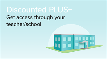 Thumbnail of How your school/teacher can get you PLUS access
