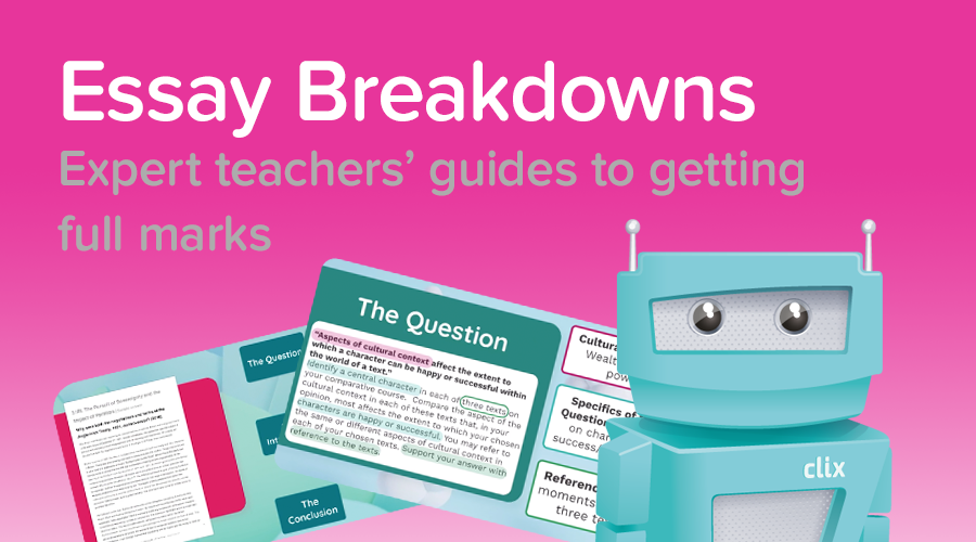 Banner of Introducing: Teacher Essay Breakdowns