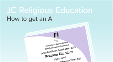 Thumbnail of How to get an A in Junior Cert Religious Education