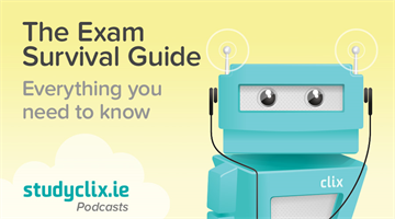 Thumbnail of Podcast: The Exam Survival Guide
