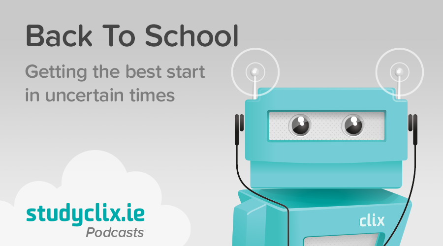 Banner of Podcast: Getting Back To School in 2020