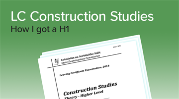 Thumbnail of How to get a H1 in Construction Studies