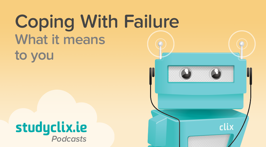 Banner of Podcast: How To Cope With Failure