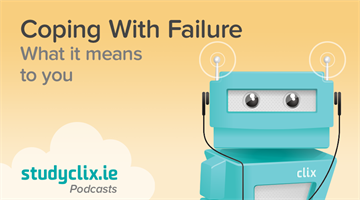 Thumbnail of Podcast: How To Cope With Failure