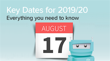 Thumbnail of Key Dates for the 2019/20 School Year