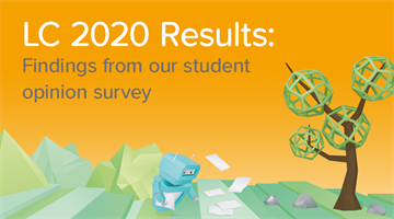 Thumbnail of Leaving Cert 2020 Student Opinion Survey: The Results
